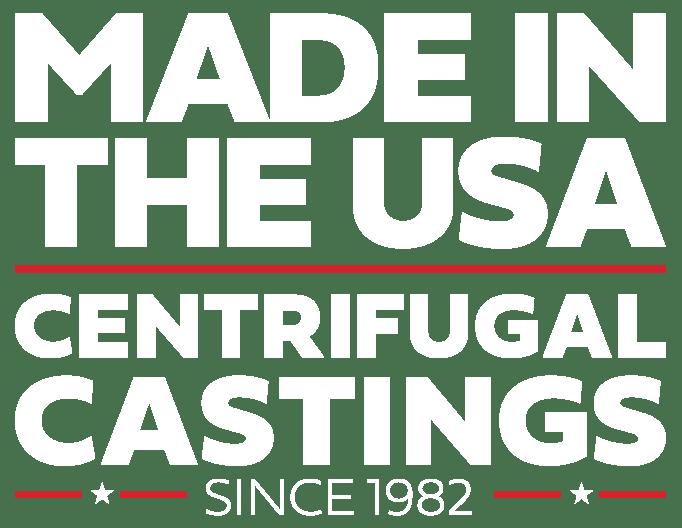 American Spincast Tag Line, Centrifugal Casting